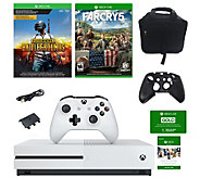 Xbox One S 1TB Battlegrounds Console with Far Cry 5 - E295143