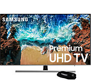 Samsung 75 Class LED 4K HDR  Smart Ultra HDTV& HDMI Cable - E294745