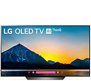 LG 65 2018 4K OLED HDR Smart TV with AI ThinQ - E232247