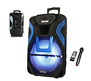 beFree Sound 15 Bluetooth PA Speaker System - E291548