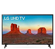 LG 43 Class 4K HDR Smart LED Ultra HDTV - E295749