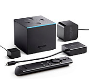 Amazon Fire TV Cube with Hands-Free Alexa & Voucher - E232350