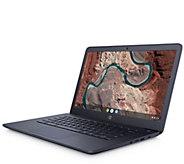 HP Chromebook 14 Dual-Core A4, 4GB RAM, 32GB eMMC - Ink Blue - E299850