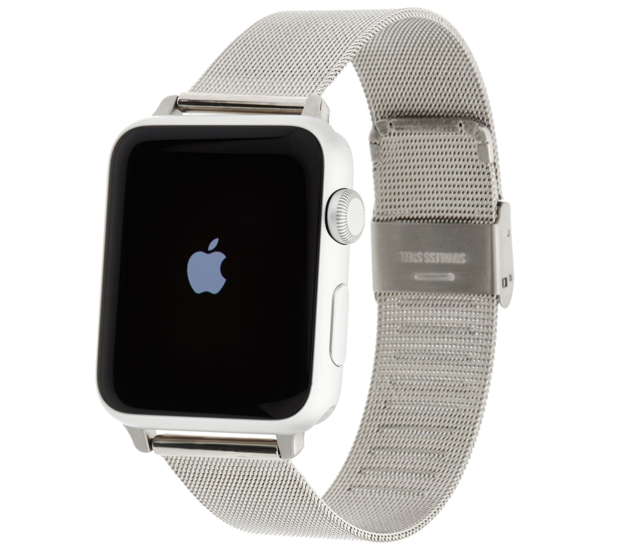 Apple Watch 42mm Face With 2 Additional Bands Stand Software Series Alumunium Sport Smartwatch Rosegold Page 1