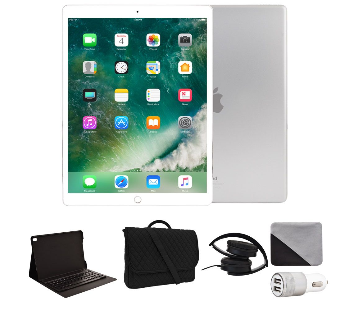 Apple Ipad Pro 105 512gb Wi Fi With Accessories Silver New Wifi Only
