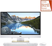 Dell 24 Touch All-in-One Intel Core i3 8GB RAM 1TB HDD w/ MS Office - E232152