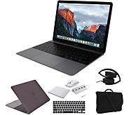 Apple MacBook 12 i5, 8GB, 512GB & Accessories- Space Gray - E292952