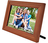 Wifi 7 Touchscreen Picture Frame w/ App, Pair up to 7 Devices - E231153