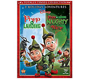 Prep & Landing: Naughty vs. Nice DVD - E263653