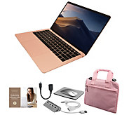All-New Apple MacBook Air 13 Retina 128GB Laptop with Accessories - E232754