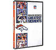NFL Greatest Moments: Denver Broncos DVD - E284754