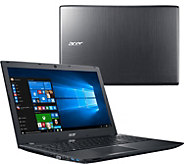 Acer 15 Laptop Windows 10 AMD A9, DVD/RW, 8GB RAM 1TB HDD - E230355