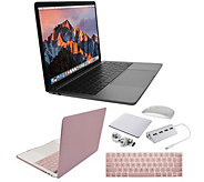 Apple Macbook Pro 13 Laptop Retina Display with Clip Case and Accessories - E232356