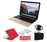Apple Macbook 12 i5, 8GB, 512GB SSD & Acccessories - Gold - E292956