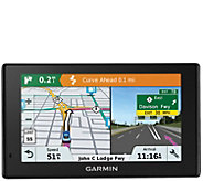 Garmin DriveSmart 51 LMT-S 5 GPS Navigator with Lifetime Map - E293957