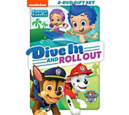 PAW Patrol/Bubble Guppies: Dive In and Roll Out - E290758
