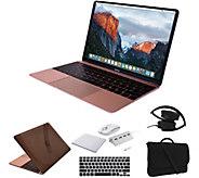 Apple Macbook 12 i5, 8GB, 512GB SSD & Accessories - Rose Gol - E292958