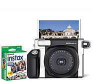 Fujifilm Instax Wide 300 Instant Camera with 20-Pack Film - E288859