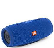 JBL Charge 3 Portable Bluetooth Speaker - E293859