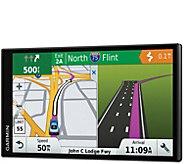 Garmin DriveSmart 61 LMT-S 6 GPS Navigator with Lifetime Map - E293959