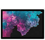 Microsoft Surface Pro 6 Tablet - Core i7, 8GB RAM, 256GB SSD - E296459