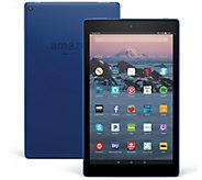 Amazon Fire 10 HD Tablet 32GB w/ Custom Case, Voucher & Alexa Hands-Free - E232360