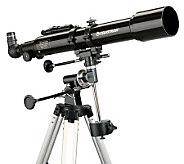 Celestron 21037 PowerSeeker 70EQ Telescope - E243760