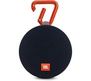 JBL Clip 2 Portable Waterproof Speaker - E293861