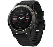 Garmin fenix 5 47mm Multisport GPS Watch - E293961