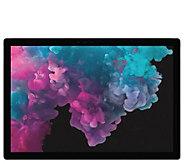 Microsoft Surface Pro 6 Tablet - Core i7, 16GBRAM, 512GB SSD - E296461