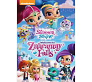 Shimmer and Shine Welcome to Zahramay Falls DVD - E290762