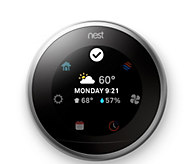 Nest Learning Thermostat - 3rd Generation - E291962