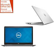 All-New 2018 Dell 17 Laptop AMD Quad Core 8GB RAM 1TB HDD w/ Office 365 - E232163