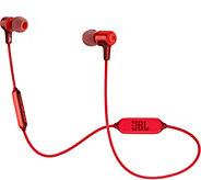 JBL Wireless In-Ear Headphones - E293863