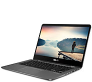 ASUS 14 ZenBook Touch Laptop - Core i5, 256GBSSD & Software - E294563