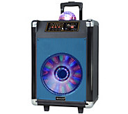 SuperSonic 12 Portable Bluetooth DJ Speaker - E286564