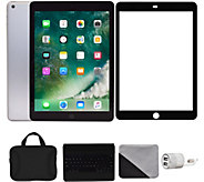 Apple iPad 9.7 128GB Wi-Fi with Accessories -Space Gray - E292864