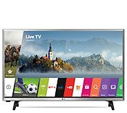 LG 32 Class 720p Smart LED HDTV - E294165