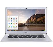 Acer 14 LED HD Chromebook Laptop - 4GB R AM, 32GB SDD - E296165