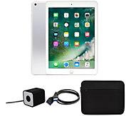 Apple iPad 9.7 128GB Wi-Fi with Speaker & Accessories - E232466