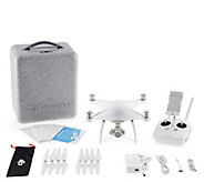 DJI Phantom 4 Quadcopter Drone with Case - E293567