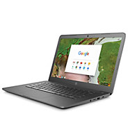 HP 14 Chromebook - Intel Celeron, 4GB RAM, 16GB eMMC - E294169
