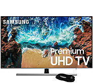 Samsung 49 Class LED 4K HDR Plus Ultra HDTV and 6 HDMI Cabl - E294469