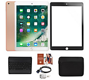 2018 Apple iPad 9.7 32GB Wi-Fi Tablet with Accessories and Voucher - E232070