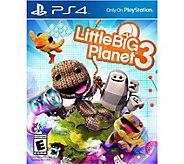 LittleBigPlanet 3 - PS4 - E291970