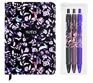 Vera Bradley Small Journal and Pen Set - E304370