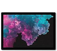 Microsoft 12.3 Surface Pro 6 Tablet - 8GB RAM,256GB - E298771
