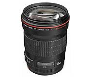 Canon EF 135mm f/2L USM Telephoto Lens - E246372