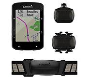 Garmin Edge 520 Plus Cycling Computer with Sensor Bundle - E299772