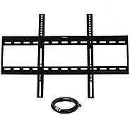 MegaMounts 32 to 55 TV Wall Mount with HDMI Cable - E281873